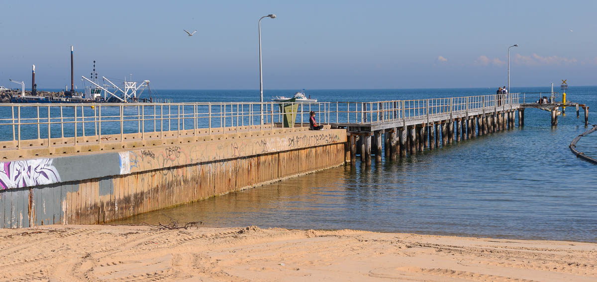 Brookes Jetty August 2014