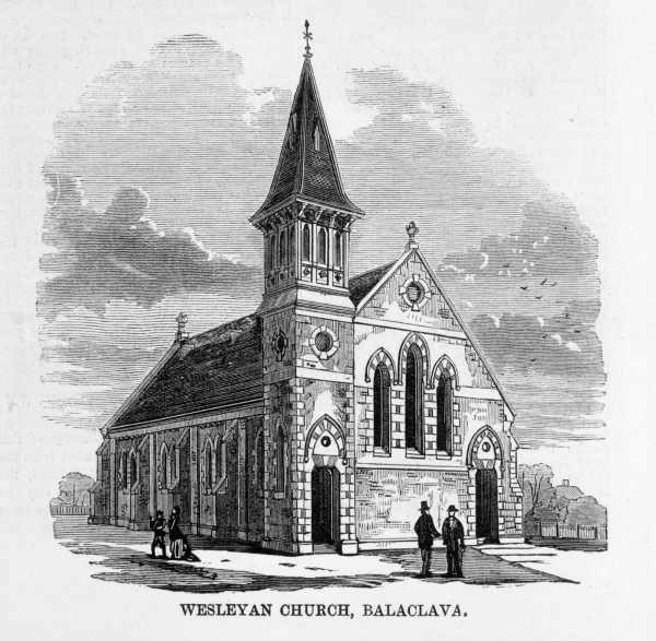 Wesleyan Church Balaclava
